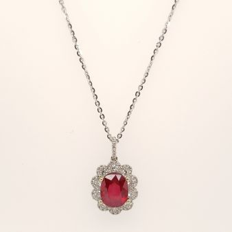 Picture of Ruby Pendant