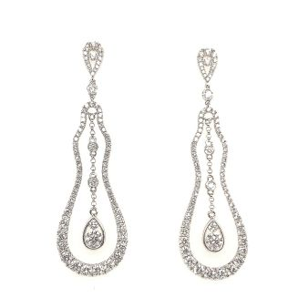 Picture of Long Dangle Earrings