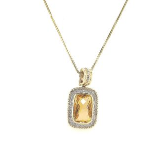 Picture of Citrine Pendant