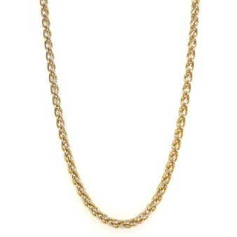 Picture of Yellow Gold Rope Chain