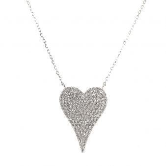 Picture of Long Heart Pendant