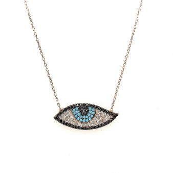 Picture of Kamrahan Evil Eye Pendant