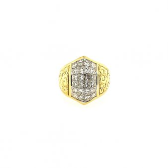 Picture of Inv Set Diamond Ring