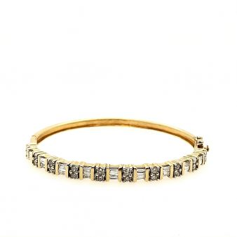 Picture of Diamond Bangle Bracelet